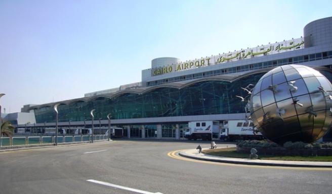 مطار القاهرة الدولي Cairo International Airport