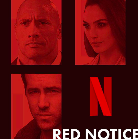 Red Notice cast, plot, release date