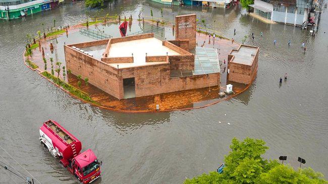 KLHK Beberkan Indikasi Penyebab Banjir Semarang
