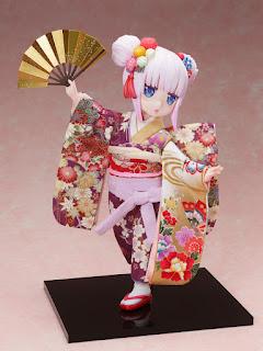 Miss Kobayashi's Dragon Maid – Kanna -Japanese Doll-, F:NEX (FuRyu)