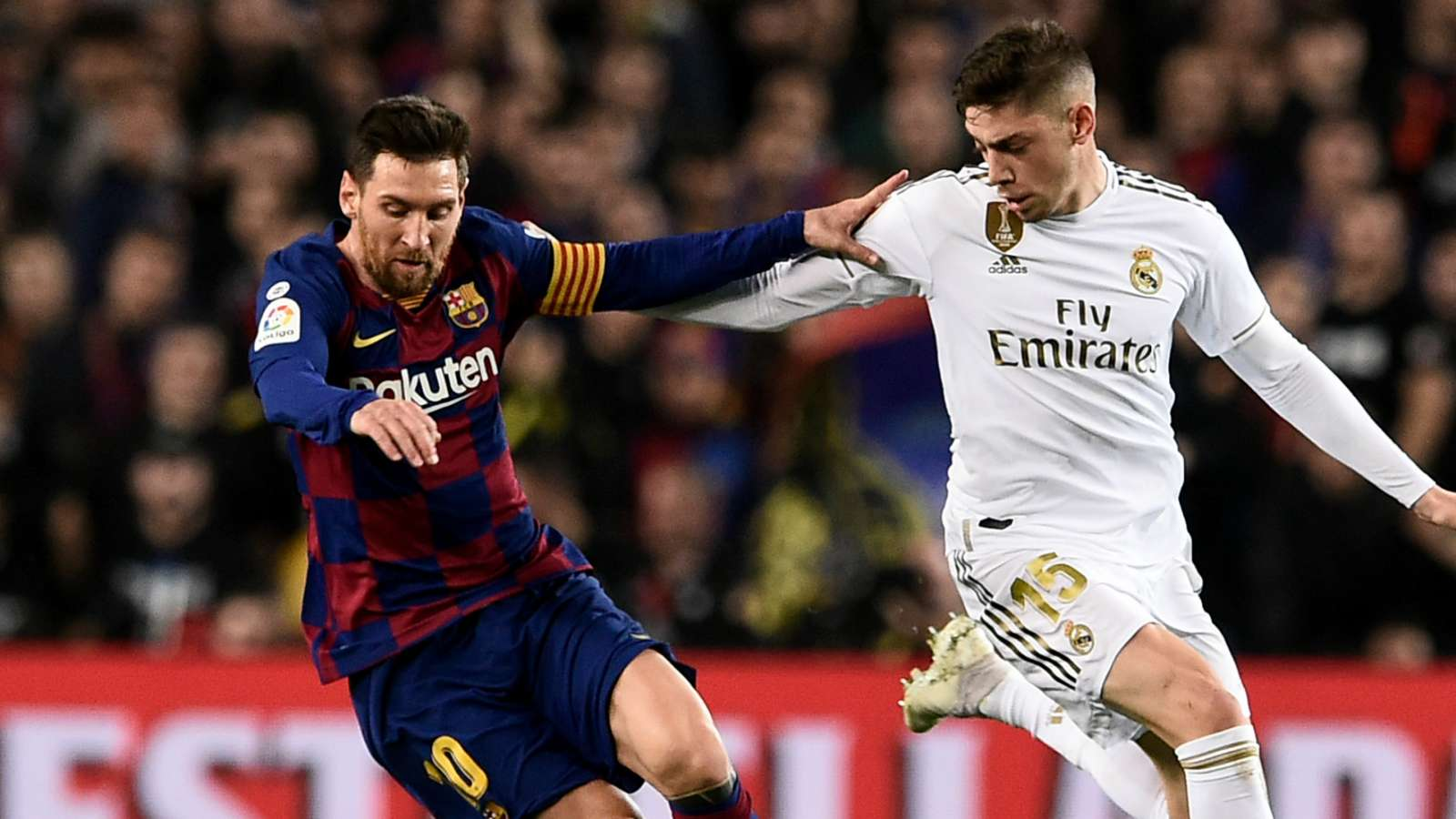 Real Madrid reject barcelona gifts and settle for a draw in the Clásico