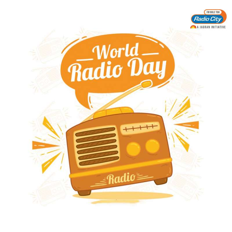 World Radio Day Wishes Awesome Picture