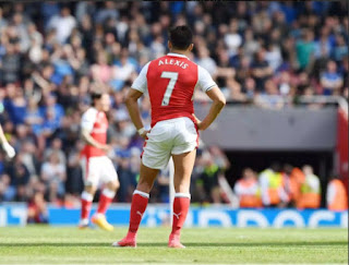 Bayern Pull Out Of Sanchez race