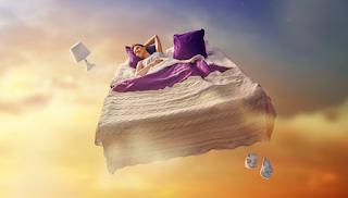 5 Keunikan Mimpi