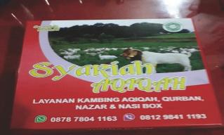 Syariah Aqiqah | 0878-7804-1163