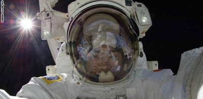 دراسة: الفضاء يغير بنية الدماغ البشري