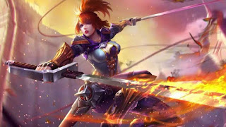 Hero Terkuat di Mobile Legends - Fanny