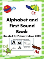 Alphabet and First Sound Book