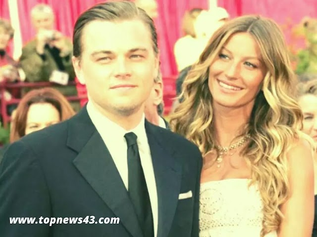 Leonardo DiCaprio The First Official Appearance As a Couple