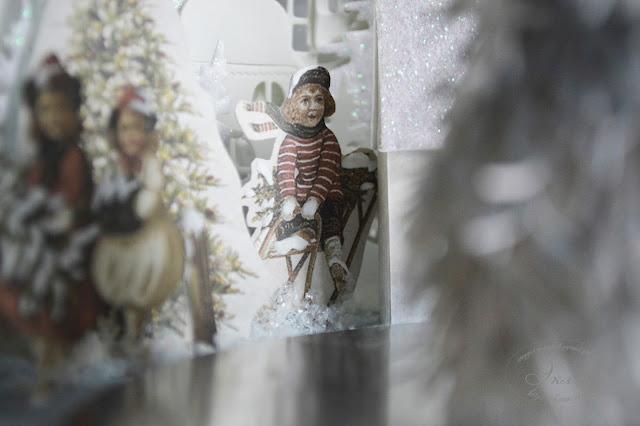 """Альтерскрап, ТМ ScrapМир, Shebby Winter, Студия """"Эклю"""", https://eklyu.blogspot.ru @koshchavtseva_irina @tarasova_dariya"""