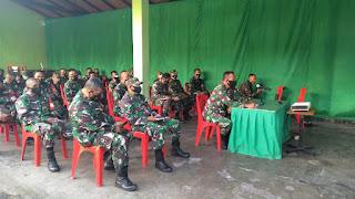 1000 Prajurit Korem 163 Wira Satya Disiapkan Jadi Tracer Kontak Erat COVID-19