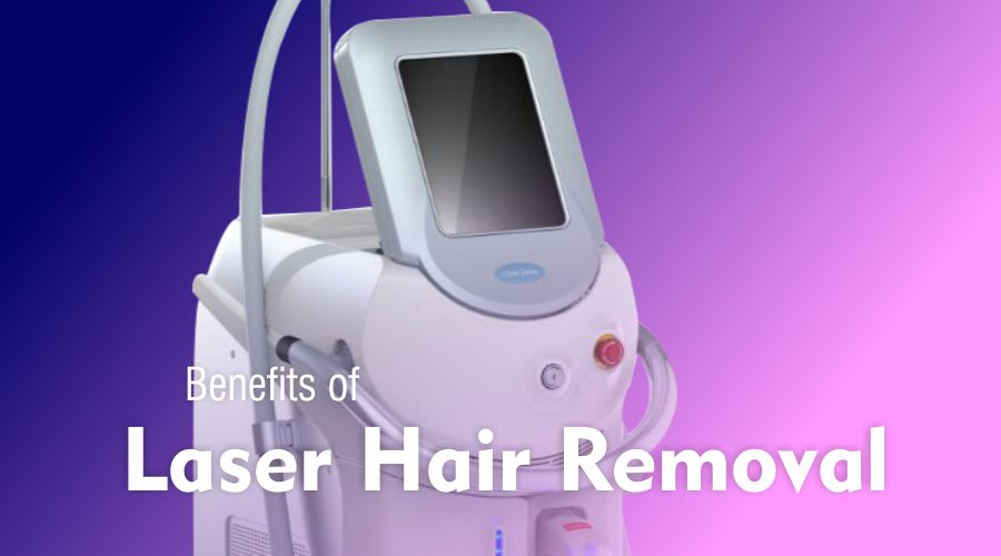 advantages benefits purposes laser hair removal side effects aesthetic beauty doctor clinic results