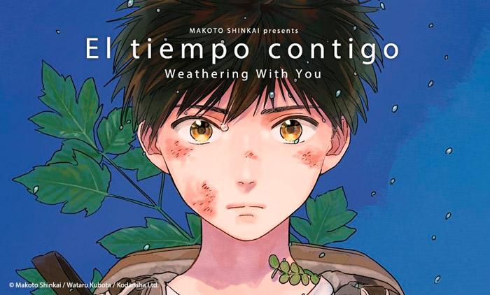 El tiempo contigo (Weathering with you - Tenki no Ko) manga - Milky Way Ediciones