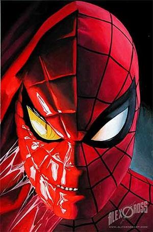 Hombre Arañas apareció en Tierra X