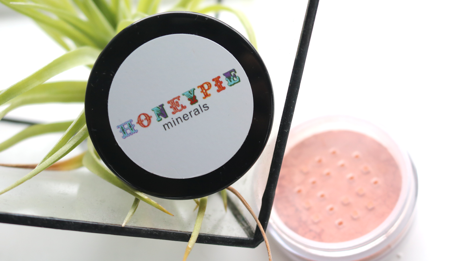 Honeypie Minerals Pink Rose Blush