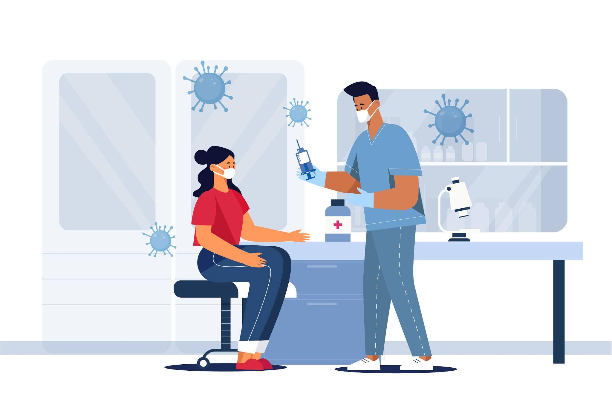 KKM Kongsikan 5 Kaedah Pendaftaran Menerima Vaksin COVID-19