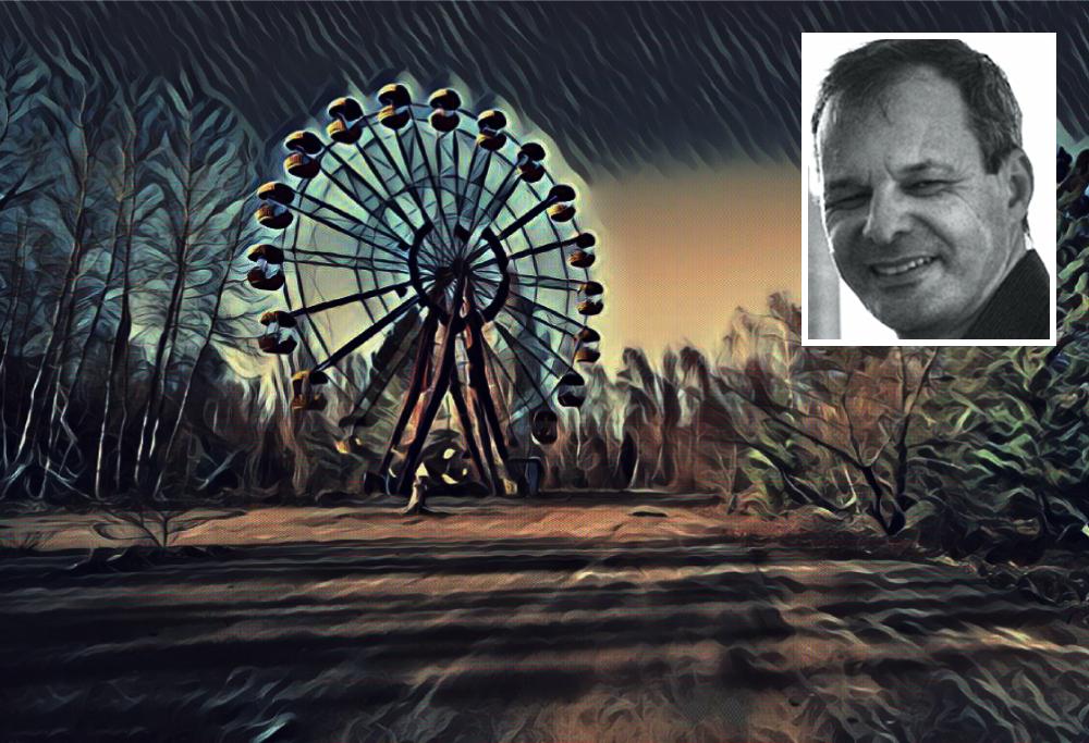 clovis roberto cherobyl radiação união sovietica