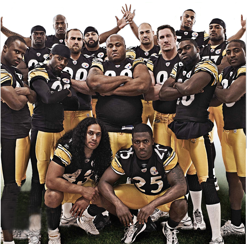 The Steel Curtain Welcomes You