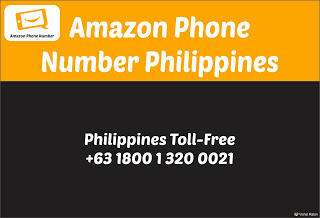 Amazon Phone Number Philippines