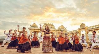 Dhvani Bhanushali, India's youngest pop sensation, Vishal Dadlani, Mehendi song, Priya Saraiya, Lijo George, DJ Chetas, Gurfateh Prizada, Vibhu Puri, song lovers, Udaipur News, entertainment news on media kesari मीडिया केसरी