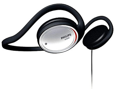4. Philips SHS390 On-Ear Stereo Headphones