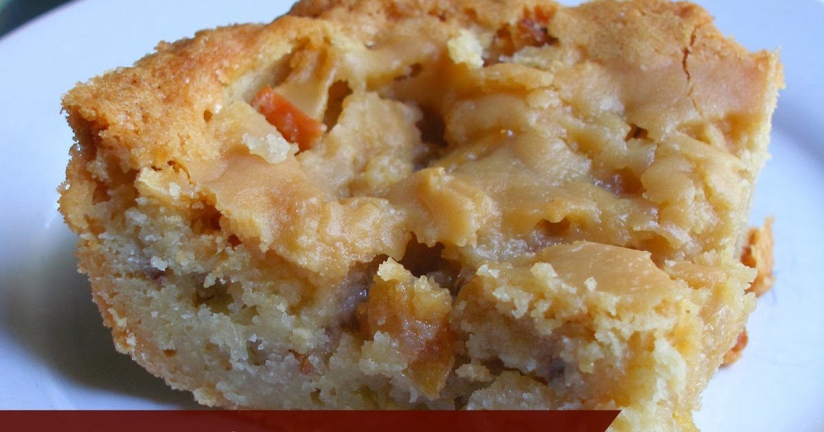 Caramel Apple Cake Recipe Uk