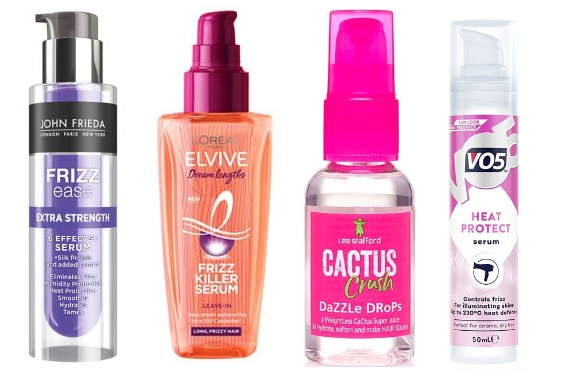 hydrating hair serums