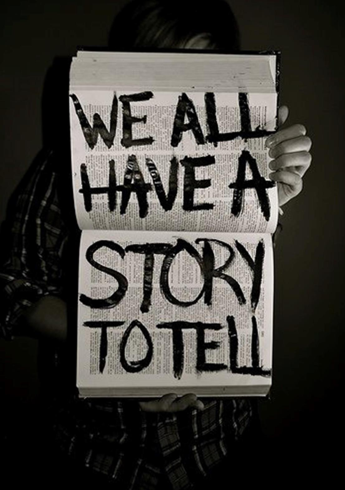 telling a story with photos ideas - Project Interfaith Blog We All Have a Story to Tell