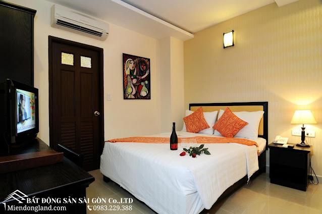 Bán khách sạn mặt tiền 29-31 Bùi Thị xuân