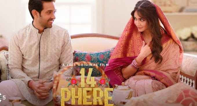 New Bollywood Movies Download HD Quality Filmyzilla 14 Phere New Movie Download