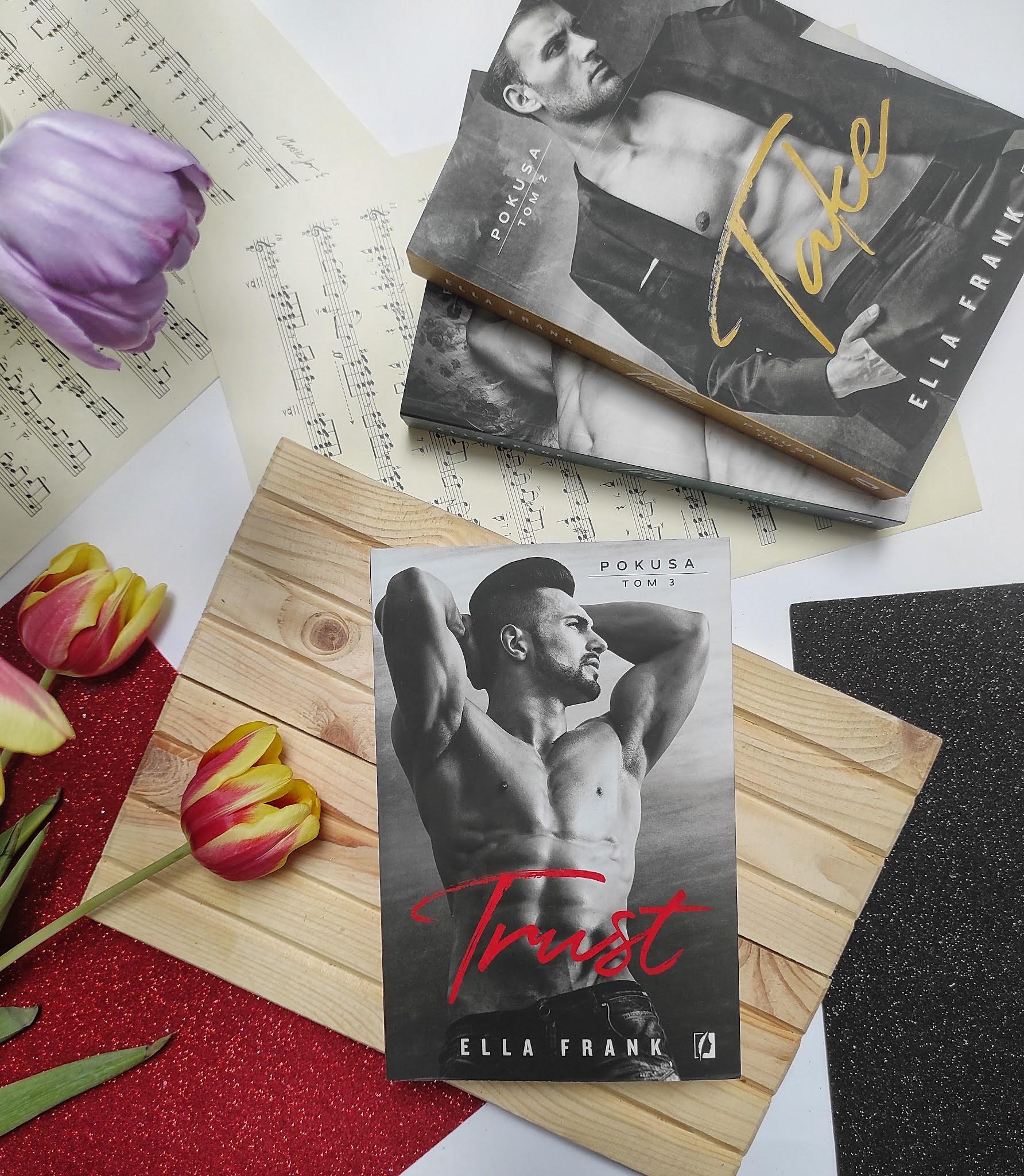 """Trust"" Ella Frank - recenzja"