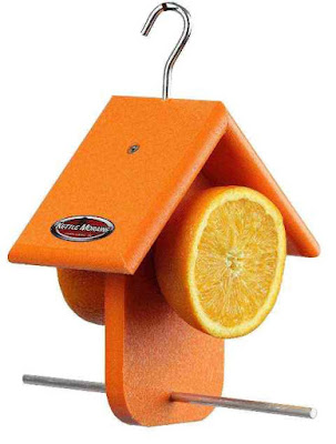 Kettle Moraine Recycled Double-Sided Fruit Feeder