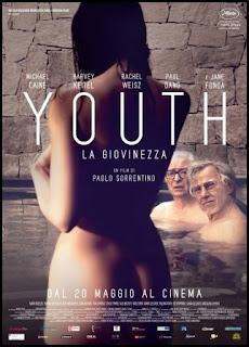 Cartel de La juventud (Paolo Sorrentino, 2015)