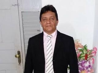 Morre vitima da COVID_19 em Guarabira aos 50 anos  Cláudio Silva