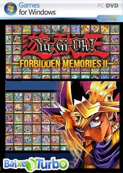 FORBIDDEN BAIXAR THE PS1 JOGO-DOWNLOAD-YU-GI-OH MEMORIES