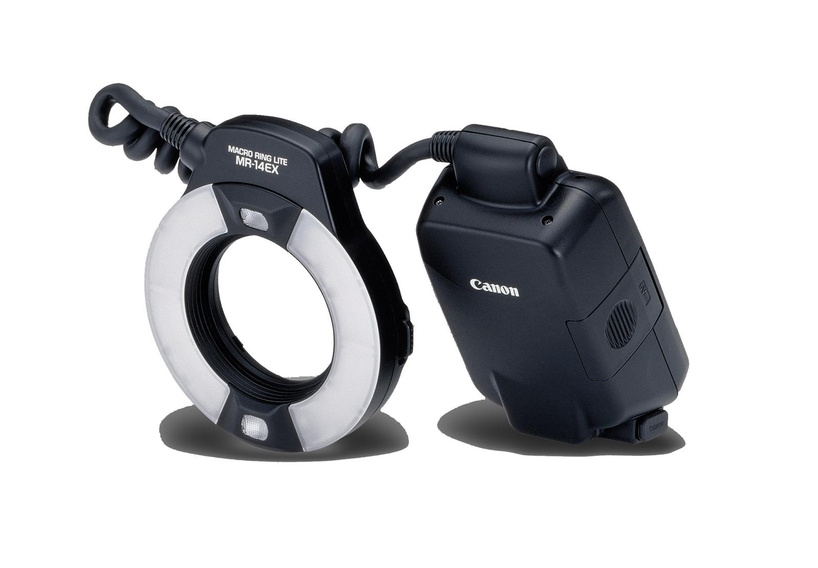 Canon Speedlite Macro Ring Lite MR-14EX II Flash
