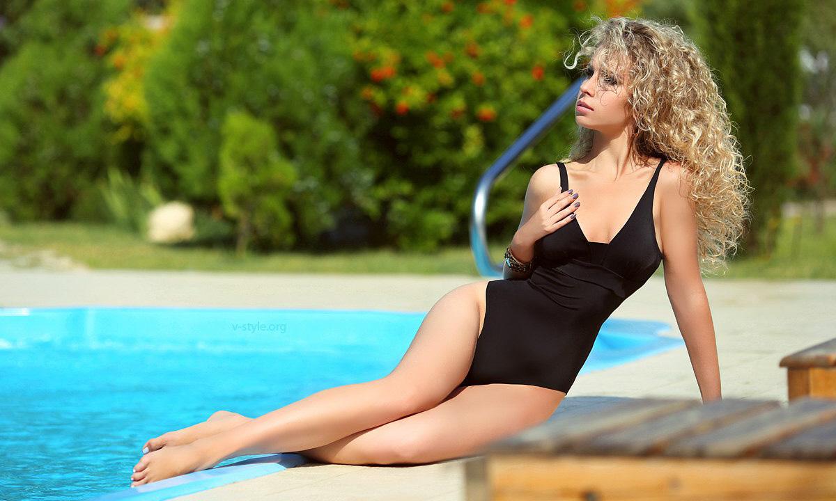 Beautiful ukrainian woman our goal