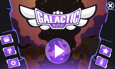 galactic rush for android