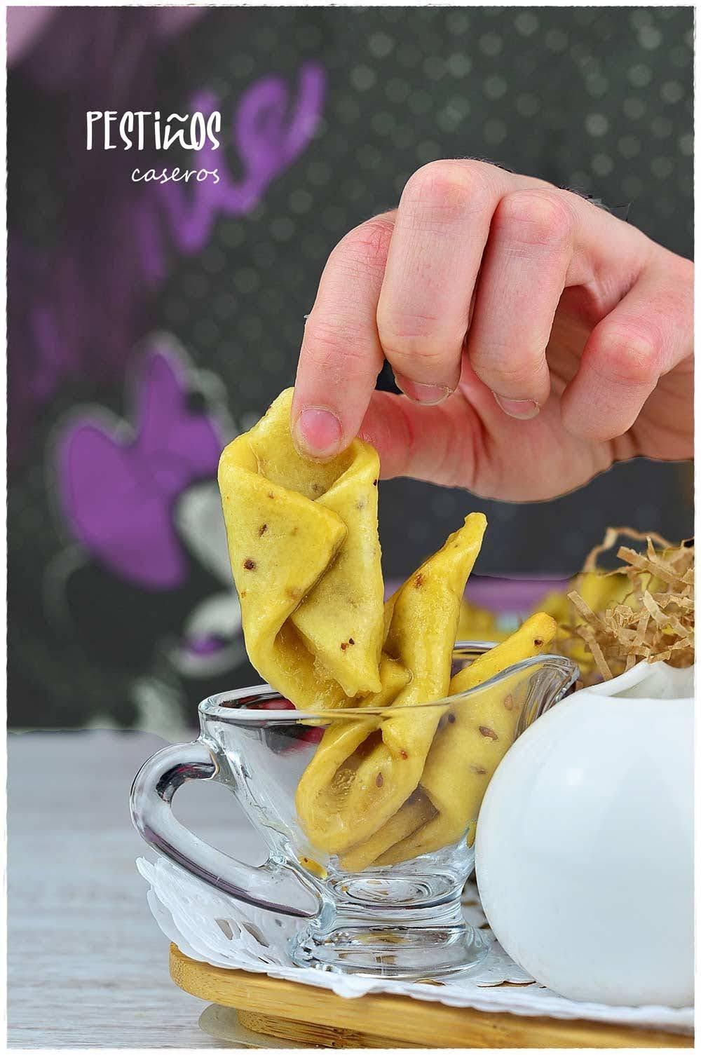 Pestiños- receta casera tradicional y en thermomix