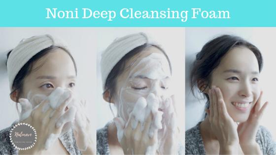 Beautiqlo Noni Deep Cleansing Foam