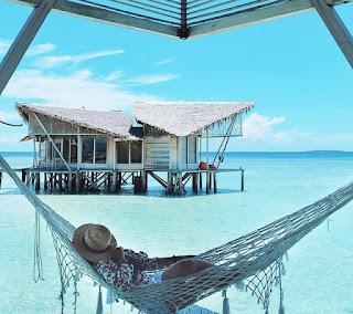 Paket Wisata Gorontalo Pulau Cinta Pulo Cinta Tour 1 Hari One Day Trip