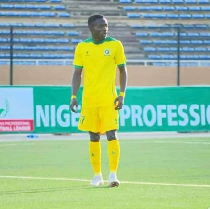 Kalu relieved to help Katsina United dim Jigawa Golden Stars