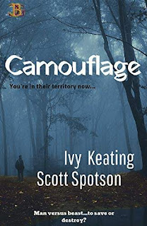Camouflage -  fantasy book promotion site by Ivy Keating and Scott Spotson