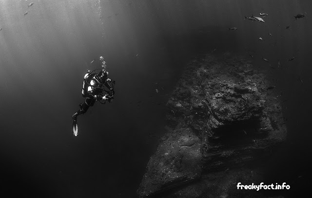 Deepest underwater station