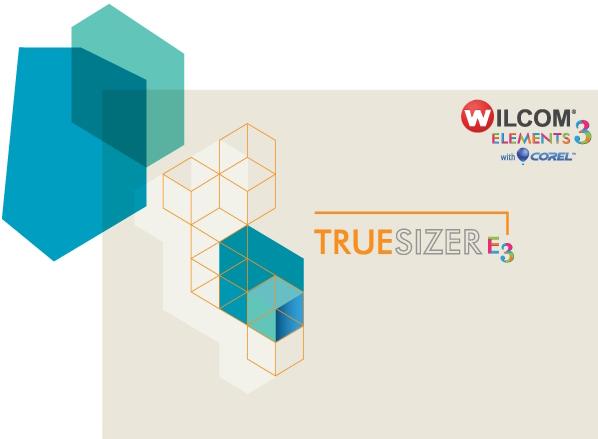 WILCOM E3 TRUE SIZER | WILCOM EXPERT TIPS TRICK