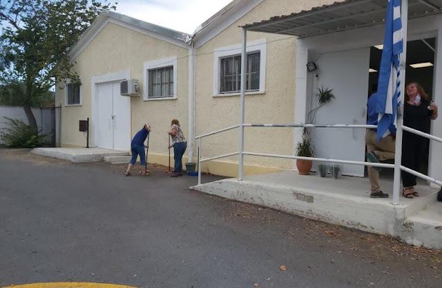 ΚΙΝΗΤΙΚΟΤΗΤΑ στο Δήμο Μεσσήνης για το άνοιγμα των σχολείων