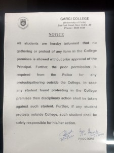 https://www.duinsights.in/2020/01/gargi-college-of-du-prohibits-protests.html
