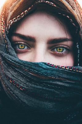 foto hijab untuk wajah bulat foto hijab untuk perpisahan foto hijab untuk ke pesta mata kuning dan indah kontak lens indah super indah