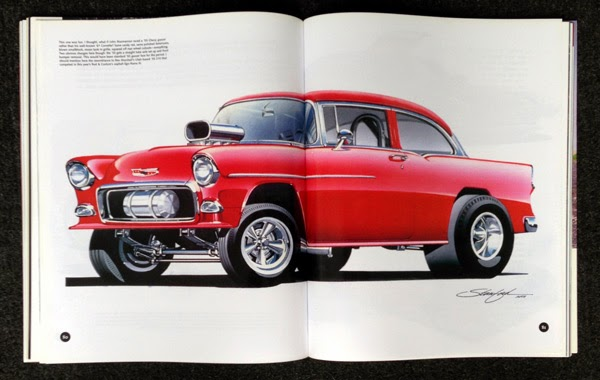 Steve White Vw >> Just A Car Guy: Steve Stanford designs... I know I've seen his work with Billy Gibbons on a car ...