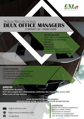 Deux Office Managers